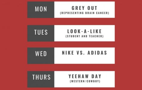 Snowcoming Spirit Week