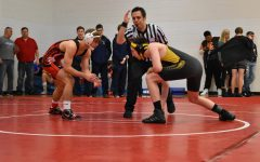 Canter, Goodwin Wrestle Their Way to Regionals