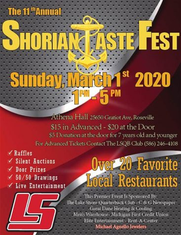 11th Annual Shorian Tastefest