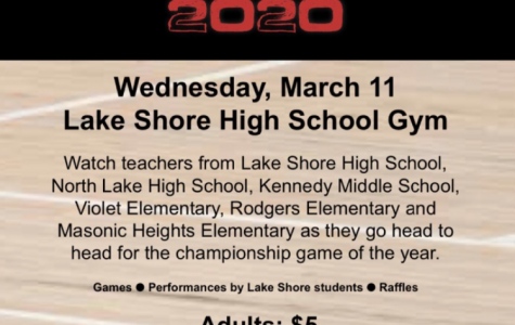 3rd Annual March Madness Returns to Lake Shore