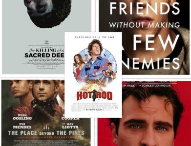 Aaron's Top 5 Bingeable Netflix Movies