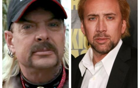 Nicolas Cage to Play Joe Exotic in New Scripted Series; Plus Fancast